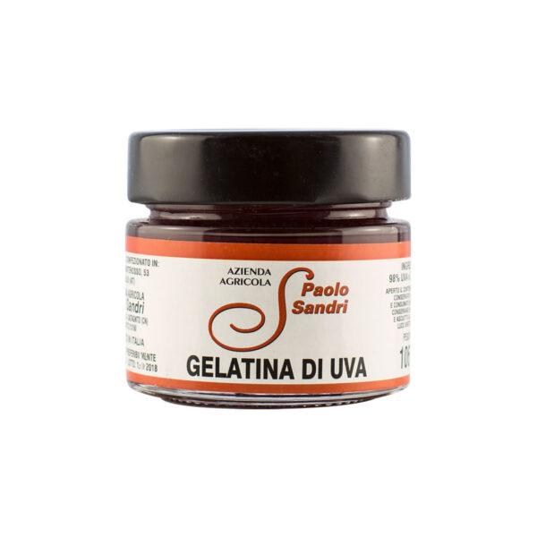 gelatina-uva